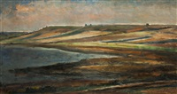 landschaft in böhmen by vaclav rabas