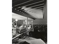 case study house no. 22, los angeles, pierre koenig, architect by julius shulman