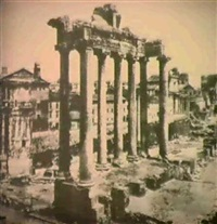 the roman forum by domenico anderson