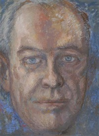 portrait of lloyd austen by marion hewlett pike