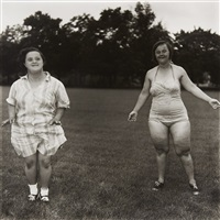 untitled (2) by diane arbus