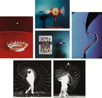 seeing the unseen (7 works) by harold eugene edgerton