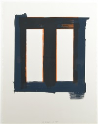 iii by brice marden