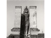 buddha, sukhothai, thailand by lynn davis