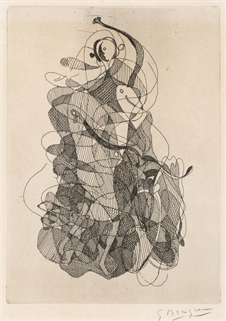 la danse by georges braque