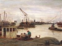 puerto by ceferino carnacini