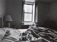 hotel room in new york by sibylle bergemann