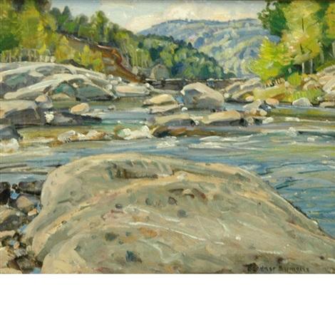 river rocks by george gardner symons