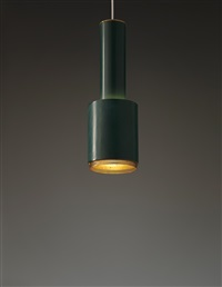 hand grenade ceiling light, model no. a110 by alvar aalto
