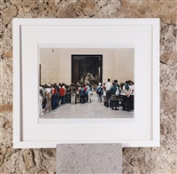 museo del prado room 12, madrid by thomas struth