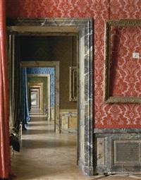 cadre vide, château de versailles by robert polidori