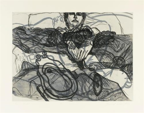 untitled set of 8 by david salle