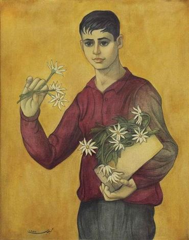 flower boy by louay kayyali