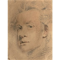 portrait de lord richard cavendish by joshua reynolds