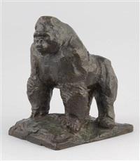 gorille by herbert geldhof