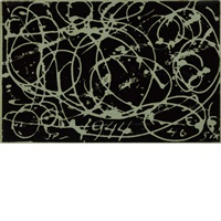 greetings by jackson pollock