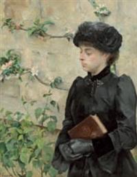 retour de la messe by julie delance-feurgard