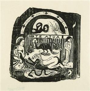 artwork by paul gauguin