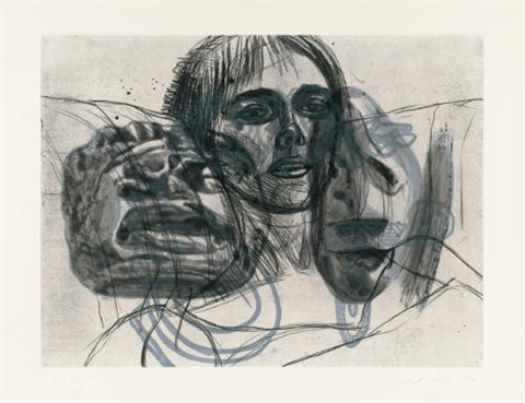 untitled (set of 7) by david salle