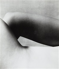 nude, east sussex coast by bill brandt