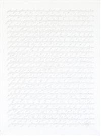 scrittura bianca by alfredo rapetti