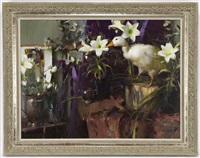 spring decoration by dan gerhartz