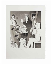 in horne's house by richard hamilton