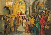 la messe by pierre ambrogiani