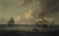 sheerness by thomas luny