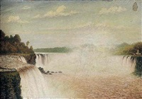 niagara falls by william h. kay