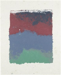 sans titre by kenneth noland