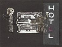 hotel by deborah bell, robert hodgins, and william joseph kentridge