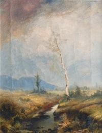 the dachau moor by georg fischinger
