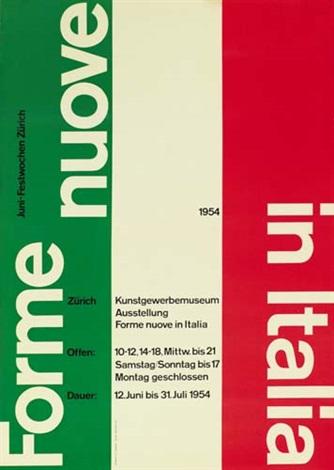 forme nuove in italia by carlo vivarelli
