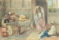 the eastern dancer by c. de filippi