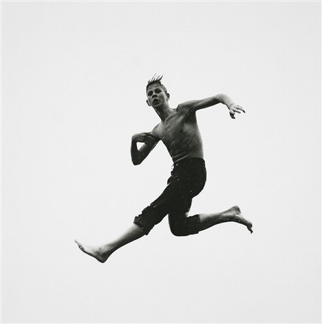 pleasures and terrors of levitation 63 by aaron siskind