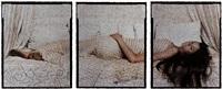 harem beauty (triptych) by lalla essaydi
