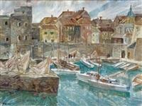 raguzai kikötő by paul udvary