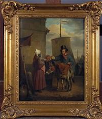 le colporteur by hendrick joseph dillens