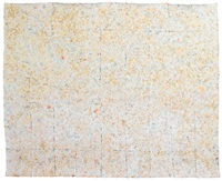 untitled (from feast day of iemanja ii) by howardena pindell