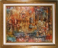 untitled - kitchen by honey w. kurlander