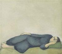 al na'ma raqam (2) (the sleeping lady number (2)) by louay kayyali