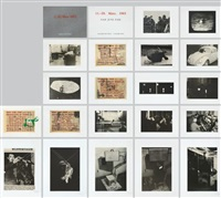 11-20. marz. nam june paik (set of 20) by nam june paik