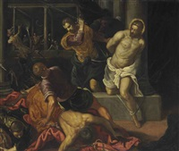 the vision of saint bridget by domenico tintoretto