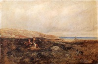 paesaggio sul mare by john andrews