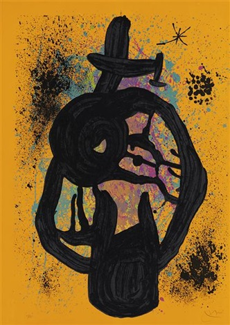 the taciturn majorcan by joan miró