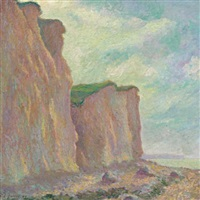cliffs by theodore earl butler