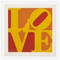 golden love by robert indiana