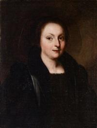 bildnis einer dame by anonymous-italian (17)