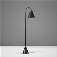 floor lamp by jacques adnet